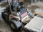 Lot: 36.MINERALWELLS - 2000 Grasshopper 721D Riding Mower