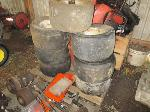 Lot: 14 - Supplies - for Jacobsen Greens King IV Diesel