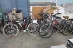 Lot: 121 - (8) Bicycles