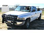 Lot: 151218 - 2002 DODGE RAM 2500 4X2 QUAD CAB PICKUP