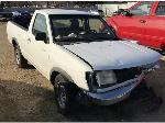 Lot: 38 - 1999 Nissan Frontier Pickup