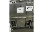 Lot: 4991 - HOBART DISHWASHER