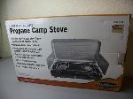 Lot: D962 - PROPANE CAMP STOVE