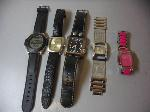Lot: D981 - (5) WATCHES