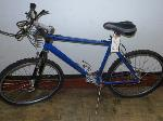 Lot: 02-17994 - Blue Bicycle