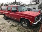 Lot: 09 - 1991 Chevrolet Suburban SUV