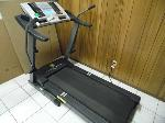 Lot: A5311 - Working Gold's Gym Crosstrainer Treadmill