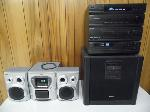 Lot: A5323 - Working Sony & RCA Sound Systems
