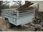 Lot: 21 - Small Trailer