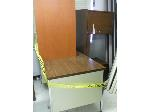 Lot: H43 & H44.LAFERIA - (APPROX 3) DESKS & (APPROX 12) CUBICAL DIVIDERS