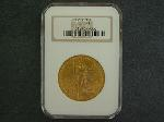Lot: 1818 - 1924 $20 GOLD COIN