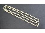 Lot: 1832 - SINGLE STRAND PEARL NECKLACE