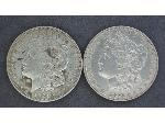 Lot: 1836 - 1879 MORGAN DOLLAR