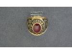 Lot: 1838 - 10K RING