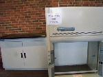 Lot: 103.CW - LABCONCO Laboratory Fume Hood with Cabinet Stand
