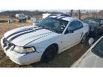 Lot: 2 - 2003 FORD MUSTANG