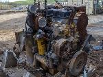 Lot: 2 - Caterpillar C18 Diesel Engine