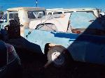 Lot: 21 - 1958 FORD F100 PICKUP