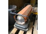 Lot: 01 - Forced Air Kerosene Heater