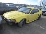 Lot: B608225 - 2002 Ford Mustang