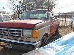 Lot: 008 - 1989 FORD F150 PICKUP