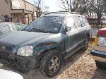 Lot: 012 - 2003 HYUNDAI SANTA FE SUV