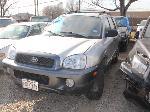 Lot: 017 - 2002 HYUNDAI SANTA FE SUV