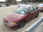 Lot: 1636805-033807 - 2000 MITSUBISHI MIRAGE