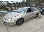Lot: 1636875-295044 - 2002 CHEVROLET CAVALIER - KEY