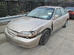 Lot: 1637110-705512 - 2002 HONDA ACCORD