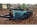 Lot: 169 - Truckbed Trailer