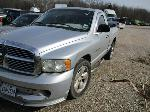 Lot: 212 - 2002 DODGE RAM 1500 PICKUP