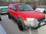 Lot: 252 - 2001 FORD ESCAPE SUV