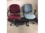 Lot: 9, 10 & 11 - (2) Chairs & Coat Rack