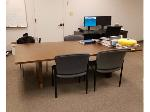 Lot: 14 - Conference Table