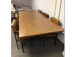 Lot: 28, 29 & 30 - Table & (4) Work Surfaces