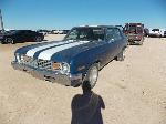 Lot: 1 - 1973 CHEVY NOVA
