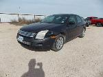 Lot: 6 - 2007 FORD FUSION