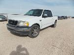 Lot: 8 - 2001 FORD F-150 4-DOOR PICKUP