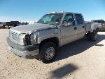 Lot: 16 - 2004 CHEVY 3500 4-DOOR PICKUP