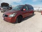 Lot: 19 - 2004 NISSAN QUEST VAN