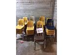 Lot: FA 101 - (42) Plastic Chairs