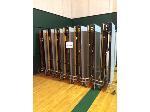 Lot: FA 103 - (7) Cafeteria Folding Tables