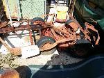 Lot: MB 115 - Pull Behind Reel Mower