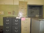 Lot: 33.PASADENA - (8) FILE CABINETS
