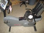Lot: 38 .PASADENA - LIFE FITNESS STATIONARY BIKE