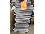 Lot: 61.HOUSTON - (68) LAMINATE SHELVES FOR LECTERNS