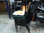 Lot: 70.HOUSTON - (5) STACKABLE CHAIRS