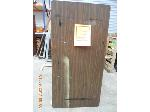 Lot: 74.HOUSTON - TABLE AND A HUTCH