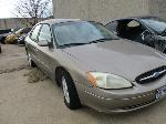 Lot: P307 - 2002 FORD TAURUS